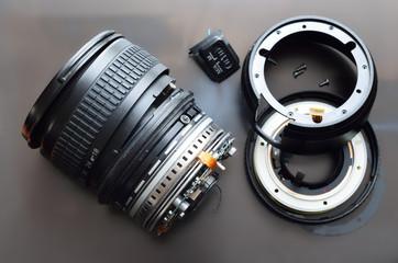 Camea Lens