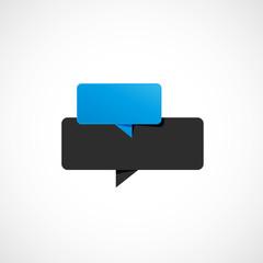 bulle dialogue-communication