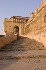 Amber palace , architecture , Jaipur, Rajasthan, India