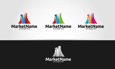 Market Name Logo
