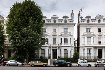 Typical apartment in Notting Hill, London