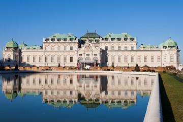 Schloss Belvedere in Vienna