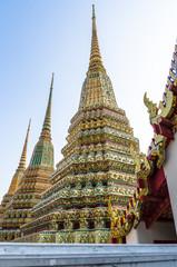 ワットポーの仏塔