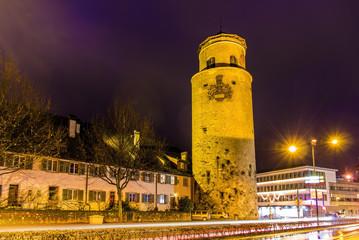 Katzenturm tower in Feldkirch - Austria