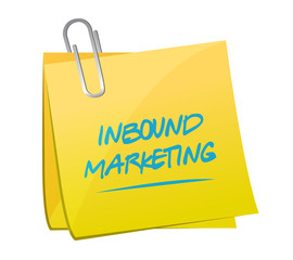 inbound marketing memo post