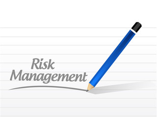 risk management message illustration