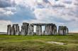 Leinwanddruck Bild - Stonehenge, England, UK