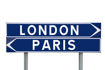 London or Paris