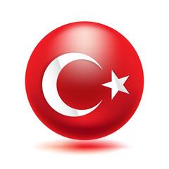 Türk Bayrağı İkonu