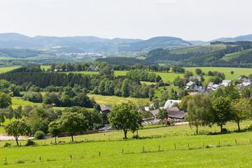 Schmallenberg, Sauerland, Deutschland
