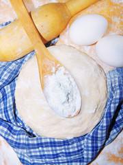 preparation of bread