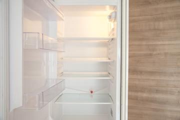 frigorifero vuoto