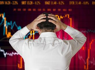 broker stock market crash