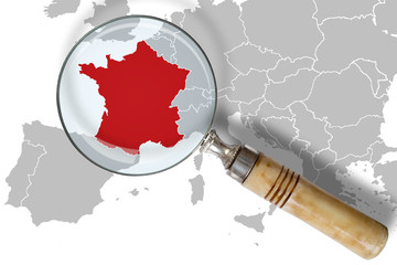 La Francia sotto osservazione - France under scrutiny