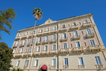 Monumental Architecture In Ortigia Old Town Of Siracusa, Sicily