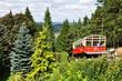 Leinwanddruck Bild - Oberweißbacher Bergbahn