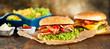 Burger - 75755269