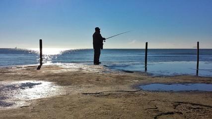 Pescatore solitario