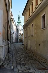 Улочки Братиславы