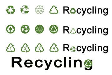 Symbol Recycling © Matthias Buehner