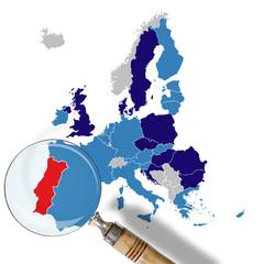 Il Portogallo sotto osservazione - Portugal under scrutiny
