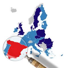 La Spagna sotto osservazione - Spain under scrutiny