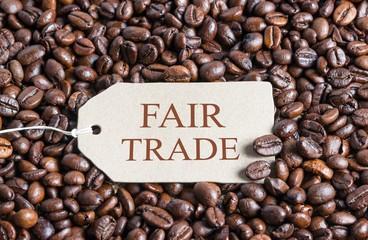 Fair Trade Label - Kaffee