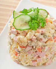 Russian salad - Olivier