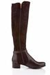 Elegant female knee high boot (inner side)