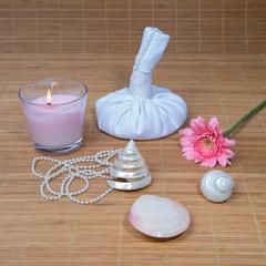 Ambiance massage et détente