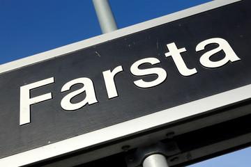 Farsta tunnelbanestation