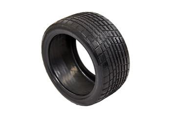 Tubeless radial race tire