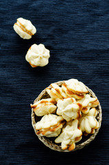 cookies sable with cream cheese