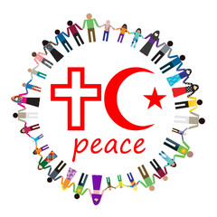 Peace and unity