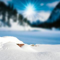 Winterliche Stille II