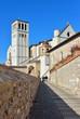 Постер, плакат: Assisi Basilica di San Francesco