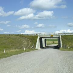 Rural tunnel