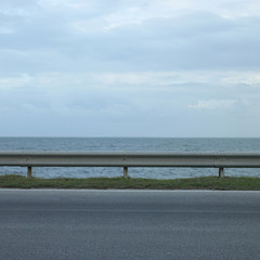 Ocean side highway