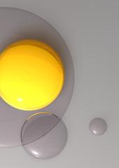 Uova senza guscio