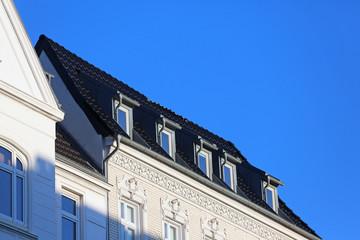5 Dachgauben auf Altbau