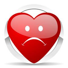 cry valentine icon