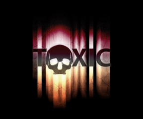 toxic wallpaper
