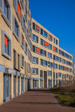 New contemporary apartment flats