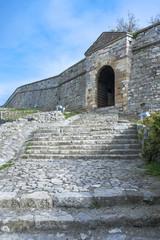 Medieval Kalemegdan Fortress Belgrade Serbia