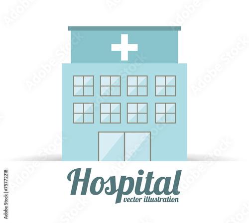 hospital building design - 75772218