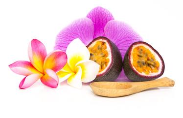 Fruit de la passion - île de la Réunion