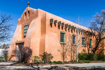 First Presbyterian Church, Santa Fe, New Mexico