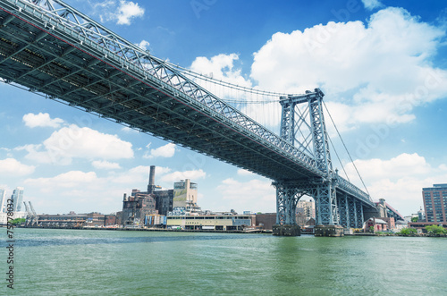 Williamsburg Bridge, New York City