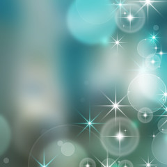 beautiful abstract background with bokeh