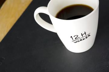 12h worker mug